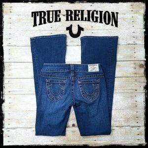 True Religion Bobby Jeans Sz. 27